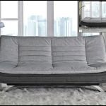 Modern Sofa Bed 3 Seater Padded Futon Contemporary Furniture Egg Shape Couch For Sale Online Ebay