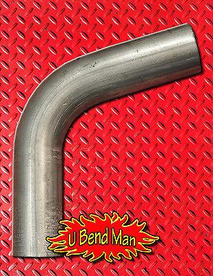 2 pack 3 inch 60 degree mandrel bend exhaust pipe custom diy turbo downpipe 14g ebay