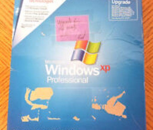 Item 5 Microsoft Windows Xp Professional Upgrade With Sp User S Used Vg Microsoft Windows Xp Professional Upgrade With Sp User S