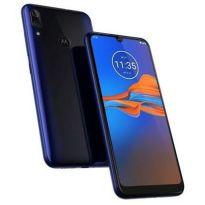 Motorola XT2025-2 Moto E6 Plus Dual Sim 4GB RAM 64GB Blue Smartphone 6,1 Zoll