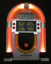 Soundesign 3163b British Hits Jukebox