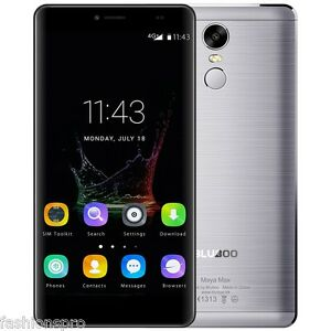"""Bluboo Maya Max Android6.0 6.0"""" 4G+ Phablet Smartphone Octa Core 13.0MP 3G+32G"""