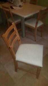 izum chaise scandinave patchwork ikea