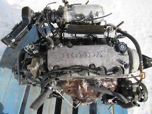 19962001 Honda Civic D15b vtec Engine 5speed Transmission