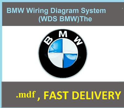 bmw wiring diagram system wds bmw  ebay