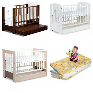Image Is Loading Safari Baby Cot Mattress Container Optional Selection Of