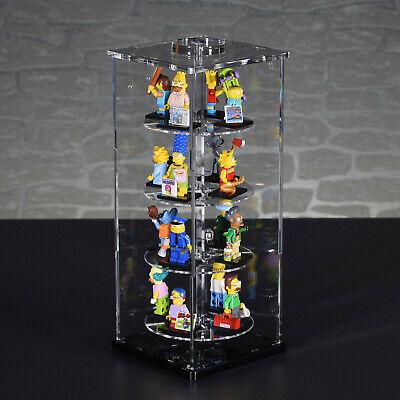 figutower vitrine fur 16 eure lego figuren sammelserien ebay