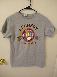 NASA Kennedy Space Center Orion EFT-1 Men's Gray T-Shirt ...