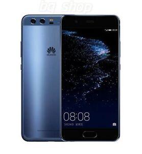 "Huawei P10 Plus Blue Dual SIM 128GB 5.5"" Octa Core 6GB RAM 20MP Phone ByFedEx"