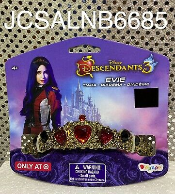 disney descendants 3 evie tiara one size fits all just reduced 25 ebay