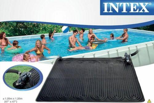schwimmbecken intex 28685 chauffage solaire tapis solaire pour piscine hors sol troi pie ces heimwerker raizlatina com br