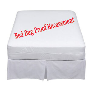 Image Is Loading Mattress Encat Cover Protector Bed Bug Proof Single