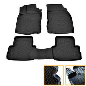 details sur 4 tapis sol renault kadjar one intens caoutchouc 3d tpe specifique