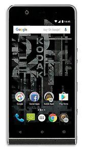 NEW Kodak Ektra 32GB Factory Unlocked Android / 21.0MP / 4G/LTE (Black)