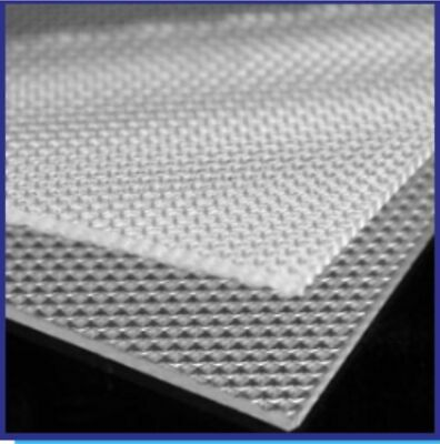 3mm clear prismatic acrylic light diffuser 595x595 for suspended ceilings ebay