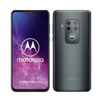 Motorola Moto One Zoom Smartphone 16,3 cm Android 9 DUAL SIM 128 GB 12 MP grau