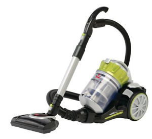 BISSELL Powergroom™ Cyclonic Canister Vacuum   1654 Certified Refurbished