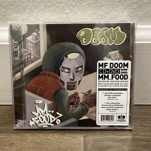 details about mf doom mm food cd food drive tour dvd brand new