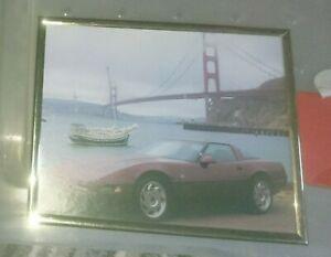 Corvette Framed Picture