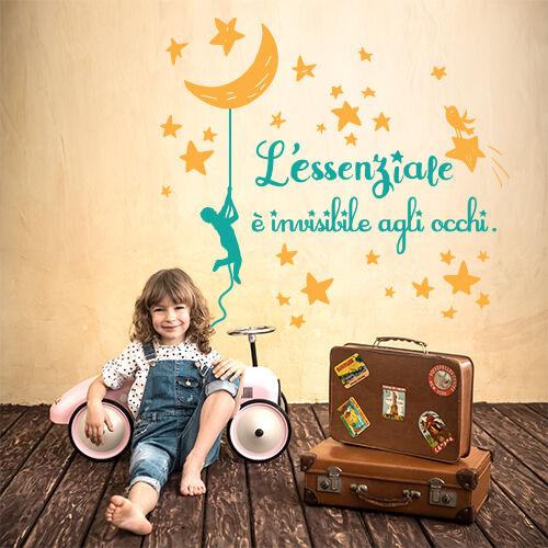 Tutte le nostre decorazioni disney, caratterizzate dai personaggi dei. 01310 Wall Stickers Sticker Adesivi Murali Bambini Piccolo Principe