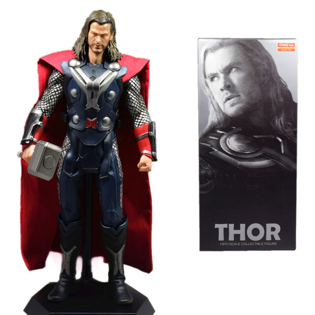 crazy toys marvel avengers thor 1 6th