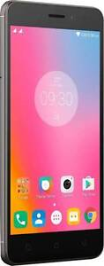"New Launch Lenovo K6 Power (Grey, 32GB) Unlocked 5"" HD 3GB RAM (4G) 13 mp camera"