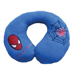 details about marvel amazing spider man kids travel neck pillow g51