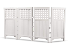 details about outdoor privacy fence portable screen panels backyard balcony deck patio wall
