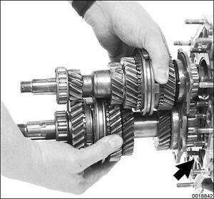 TOYOTA LANDCRUISER GEARBOX TRANSMISSION H41 H42 H50 H55F