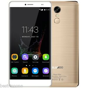 """Bluboo Maya Max 4G+ Phablet Smartphone 6.0"""" Android 6.0 Octa Core 3G+32G 13.0MP"""