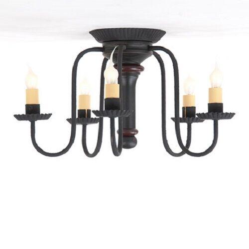 home garden berkshire ceiling light irvin s country tinware lamps lighting ceiling fans