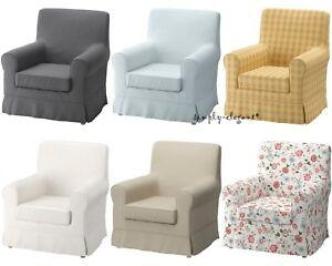 details sur ikea housse ektorp jennylund chaise fauteuil housse couleurs assorties motifs afficher le titre d origine