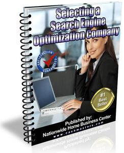 SELECTING A SEARCH ENGINE OPTIMIZATION COMPANY PDF EBOOK FREE SHIPPING