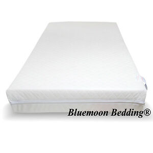 Image Is Loading Baby Travel Cot Mattress Breathable For Size
