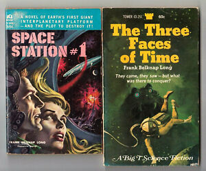 SPACE STATION #1/THE THREE FACES OF TIME (Frank Belknap ...