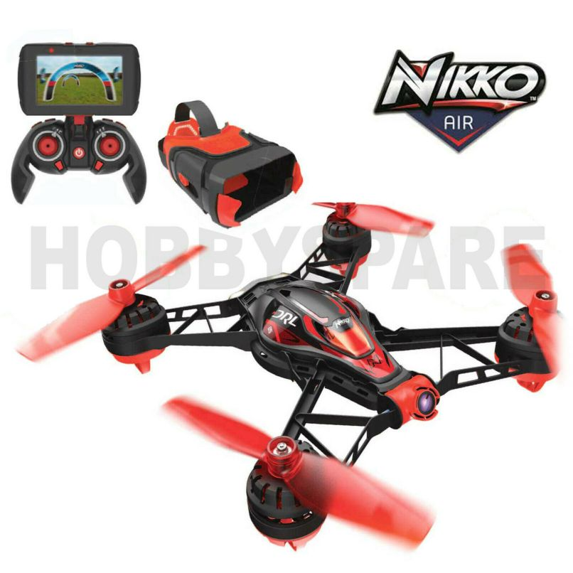Rc Fpv Racing Drone Drl Quadcopter W
