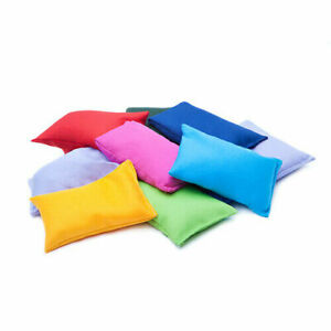 details about colourful sports day bean bags throwing catching play pe garden games juggling
