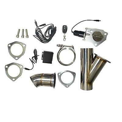 fit 3 exhaust header piping system