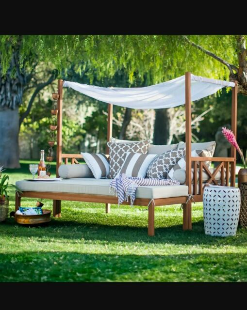 Belham Living Brighton Daybed With Ottoman | eBay on Belham Living Brighton Outdoor Daybed  id=96884
