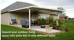 details about 3 insulated patio cover any size complete diy kit pricing per sq foot