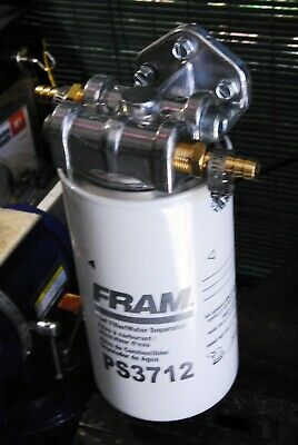 Sel 4 Ph Nl In Line Mount No Fram Ps Fuel Filter