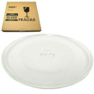 detalles acerca de 12 inch glass turntable tray fits whirlpool microwave oven w10337247 w11367904