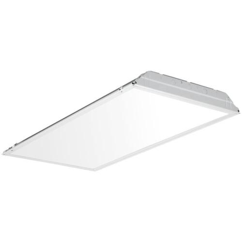 industrielle beleuchtungen white led lay in troffer with smooth white lens x 4 ft lithonia lighting 2 ft co