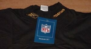 Download Washington Redskins Mock Jersey Medium Long Sleeve Black ...