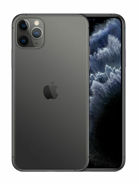 APPLE IPHONE 11 PRO MAX 64GB 1 YEAR WARRANTY + INVOICE + 8 GIFT ACCESSORIES