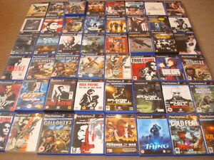 Sony Playstation 2 Games   PS2   50 x SHOOTER TITLES   Select From     Image is loading Sony Playstation 2 Games PS2 50 x SHOOTER