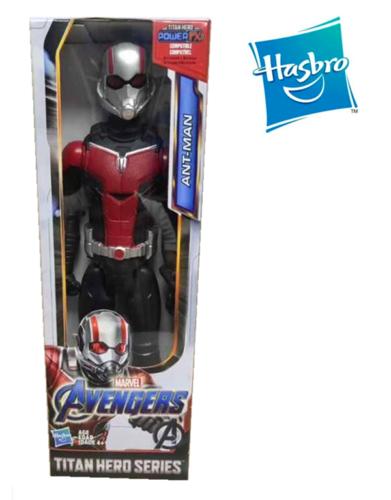 30cm ant man titan hero series marvel avengers endgame power fx action figure