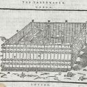 1560 Geneva Bile Leaf Ex.26:23-26:7 1st Edition The Tabernacle 2 illust. #2