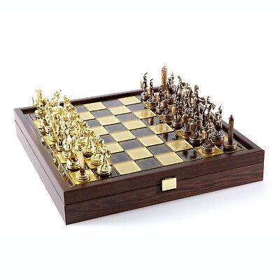 manopoulos greek mythology chess set