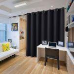 Blackout Patio Door Curtain Grommet Vertical Blind Drapes For Sliding Glass Door For Sale Online